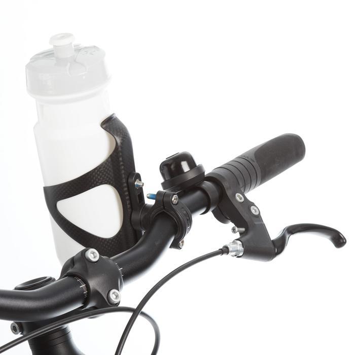 Adapter voor drinkbushouder op stuur, stuurpen of zadelpen. - 1157120