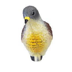 Lockvogel Wacholderdrossel