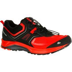 Schoenen voor fast hiking heren Forclaz 500 Helium