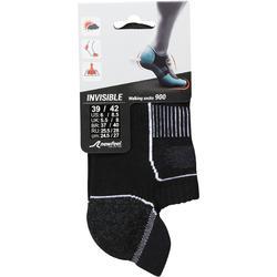 Sokken Invisible 900 voor sportief wandelen - 1157370