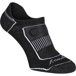 Walkingsocken Invisible 900 schwarz