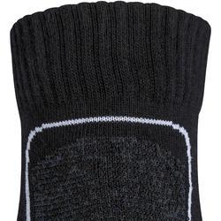 Mid 900 nordic and fitness walking socks black
