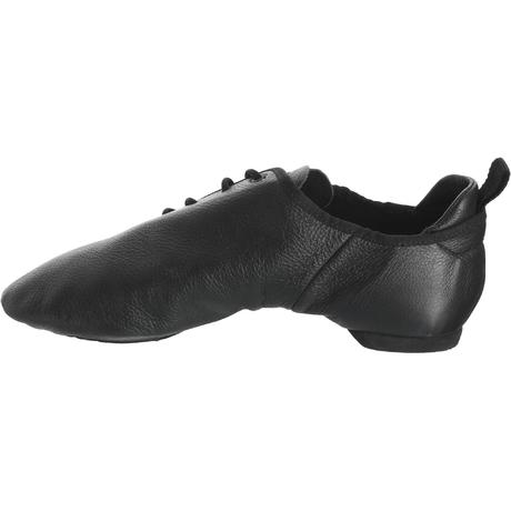 357a5a0d2 Supple Split-Sole Leather Modern Dance Shoes - Black. Previous. Next