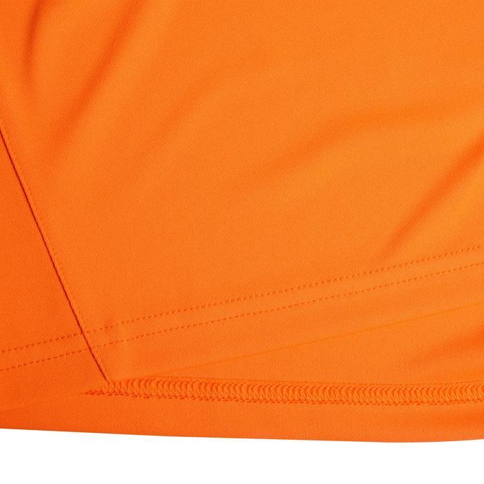 Wandershirt Hike 900 Kinder Mädchen orange