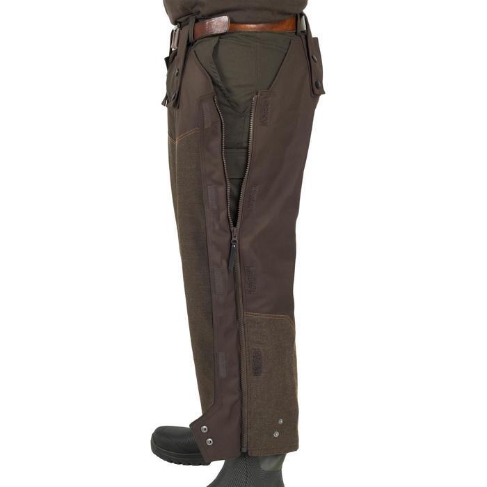 Jagd-Regenüberhose Beinlinge Renfort 900