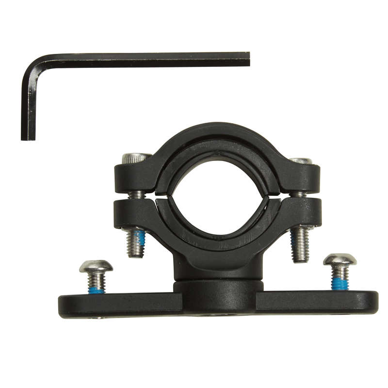 TREKKING KULACSOK / KULACSTARTÓK Kerékpározás - Kerékpáros kulacstartó adapter BTWIN - Kerékpár kiegészítők