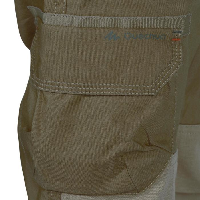 Pantalon de randonnée enfant Hike 500 marron clair - 1158038