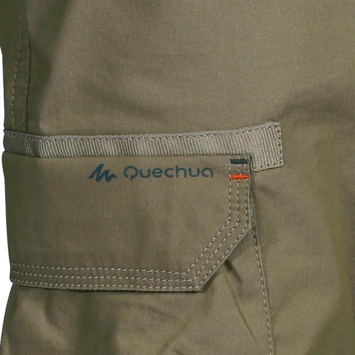 Pantalon de randonnée enfant Hike 500 marron clair - 1158039