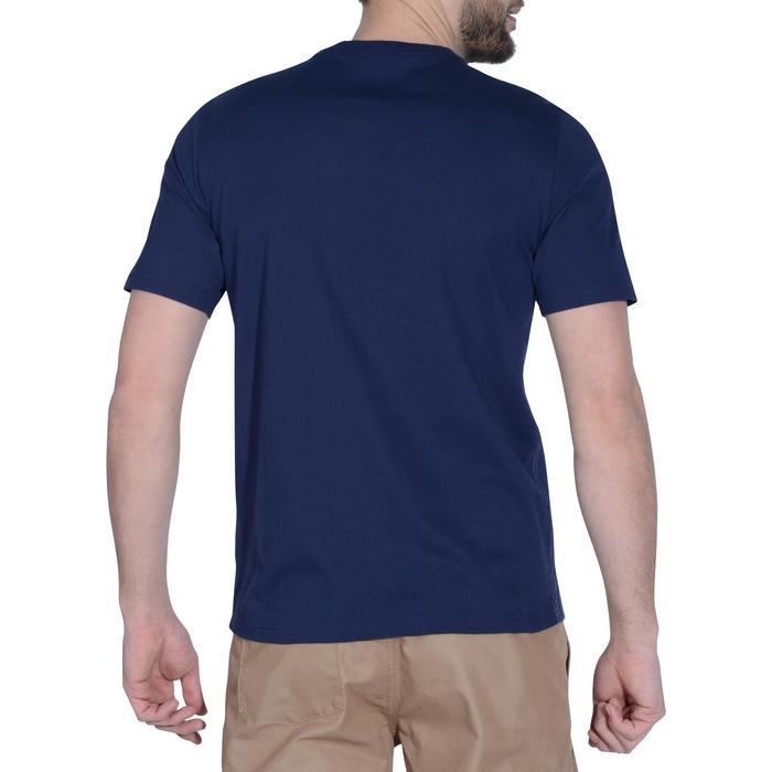 Tee shirt randonnée nature homme NH500 chiné - 1158093