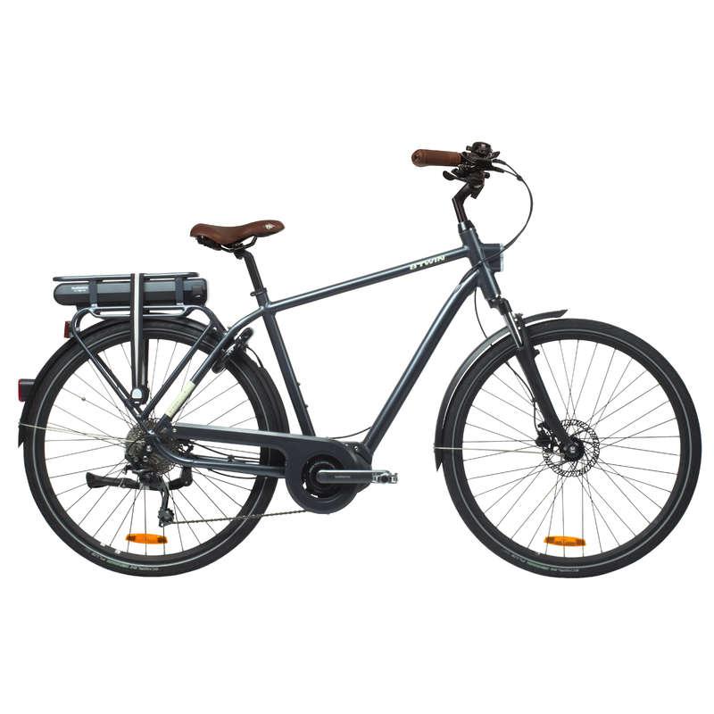 Elektromos városi kerékpárok - Elektromos kerékpár Elops 940  ELOPS