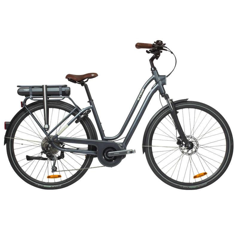 Elektromos városi kerékpárok Kerékpározás - Elektromos kerékpár Elops 940  ELOPS - Kerékpár