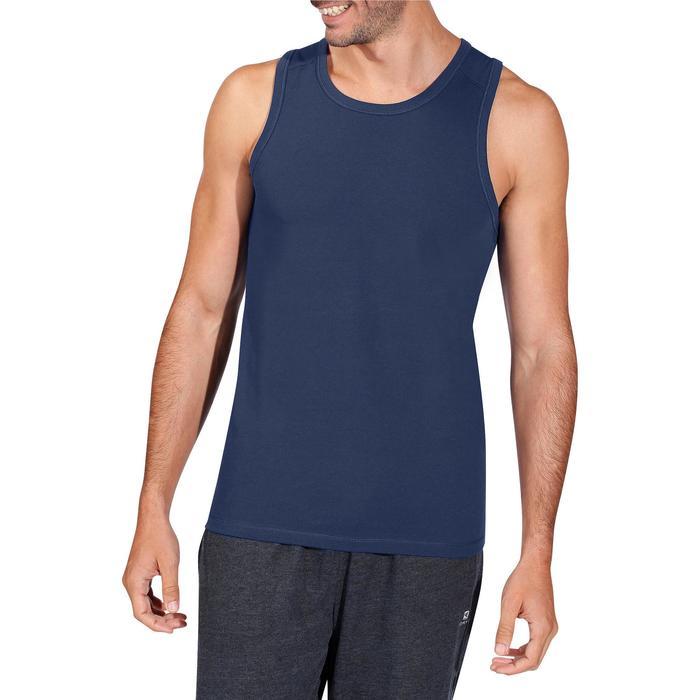 Débardeur Gym & Pilates homme - 1158209