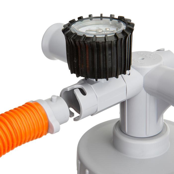 Handpumpe Doppelhub Kajak 2 × 2,6Liter orange