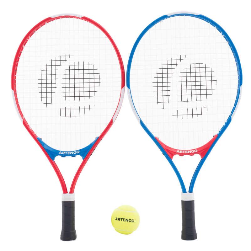 RACKETSPEL Racketsport - Tennis set JUNIOR DUO ARTENGO - Tennis