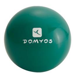 Verzwaarde bal voor gym / pilates 450 g