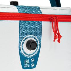 Koeltas Icefresh Compact 16 liter voor trekking en camping - 1158342