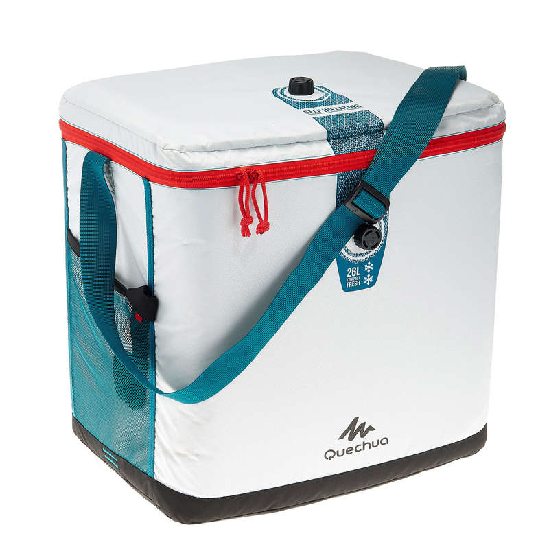 HIKING CAMP COOL BOXES - Ice Fresh Compact Cool Bag 26 L QUECHUA