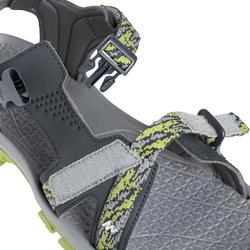 Arpenaz 100 Men's Hiking Sandals – Green