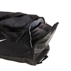 Sporttas fitness Nike Brasilia 40 liter, zwart