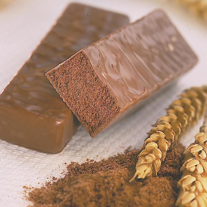 Barre enrobée OVOMALTINE chocolat 5x20g - 1158479