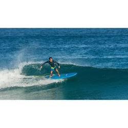Foam surfboard 7' 900. Inclusief 3 vinnen.