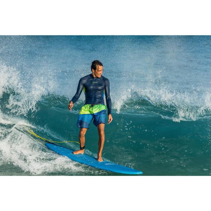 Foam surfboard 900, 7'. Inclusief 3 vinnen.