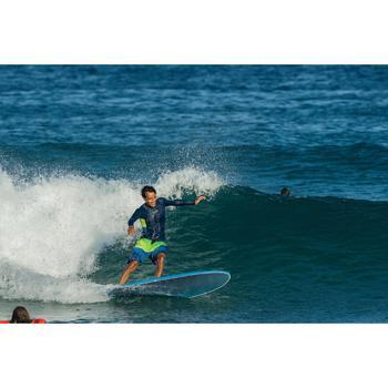 Planche de surf en mousse 900, 7' . Livrée avec 3 ailerons. - 1158540