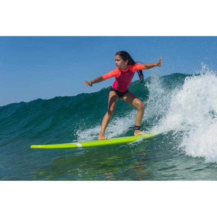 Tee shirt anti UV surf Top 100 manches courtes Enfant - 1158550