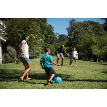 Balón Fútbol Playa Kipsta Sunny 300 Talla 5 Azul