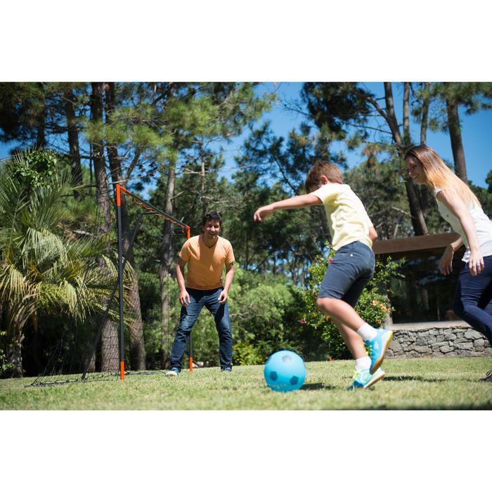 But de football Classic Goal taille L gris orange - 1158677
