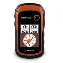 GPS de senderismo ETREX 20X