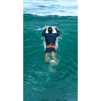 top neoprene surf 900 Manches Longues homme bleu - 1158944