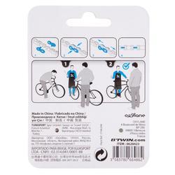 Set van 2 verbindingsschakels voor 10 speed-fietsketting
