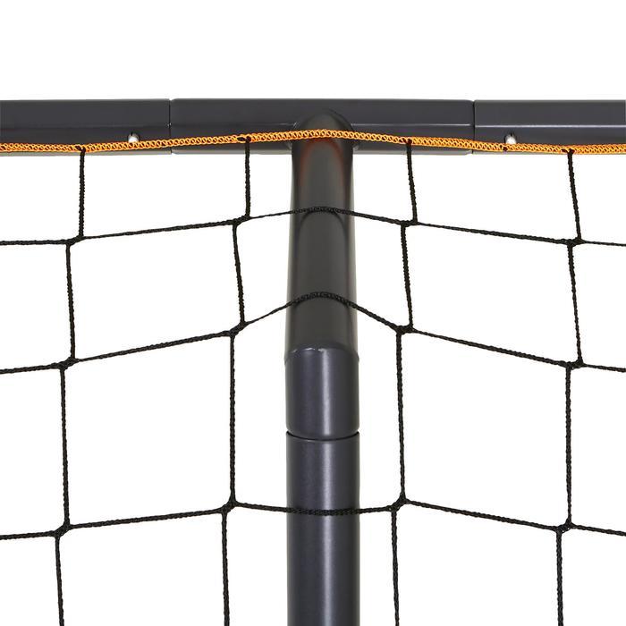 But de football Classic Goal 500 taille M gris orange