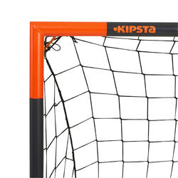 Classic Goal 500 Football Goal Size M - Grey/Orange