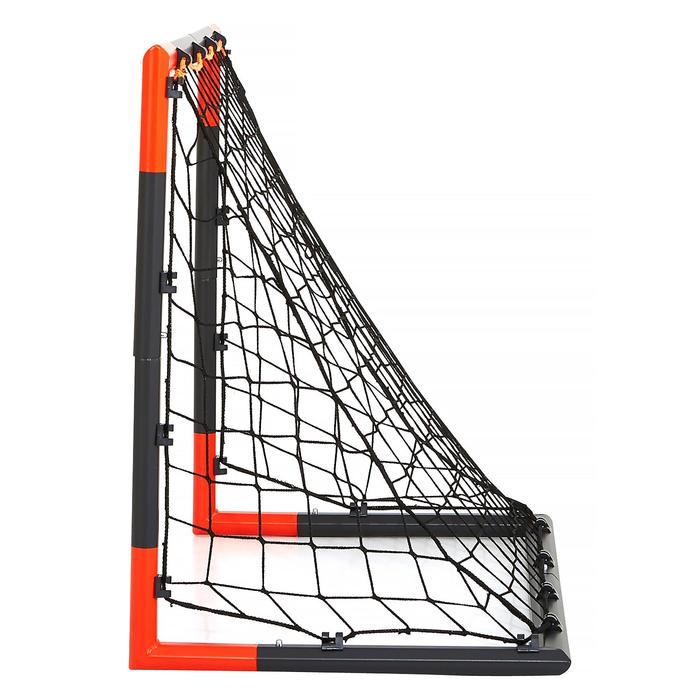 But de football Classic Goal taille S gris orange - 1159036