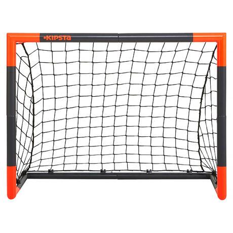 but de football classic goal taille s gris orange kipsta by decathlon. Black Bedroom Furniture Sets. Home Design Ideas