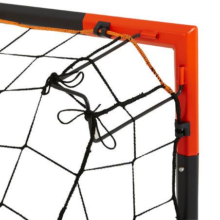Classic Goal 500 Soccer Goal Size M - Grey/Orange