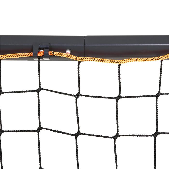 But de football Classic Goal taille S gris orange