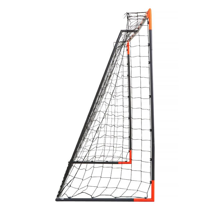 Football Goal Post Size L FGO 500 - Grey/Orange