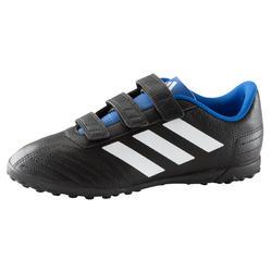 Voetbalschoenen Sombraro TF voor kinderen zwart