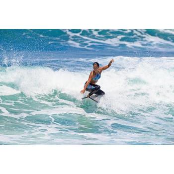 Haut de maillot de bain femme brassière de surf avec coques ANDREA NCOLO - 1159224