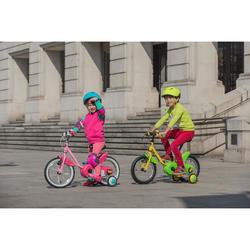 500 14-Inch Bike 3-5 Years - Unicorn