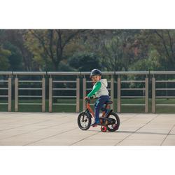 Fahrradhelm Kinder 520 Robot