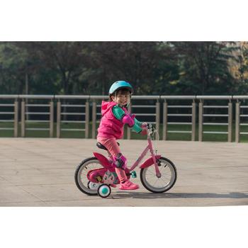 14吋3至5歲兒童自行車500-獨角獸款