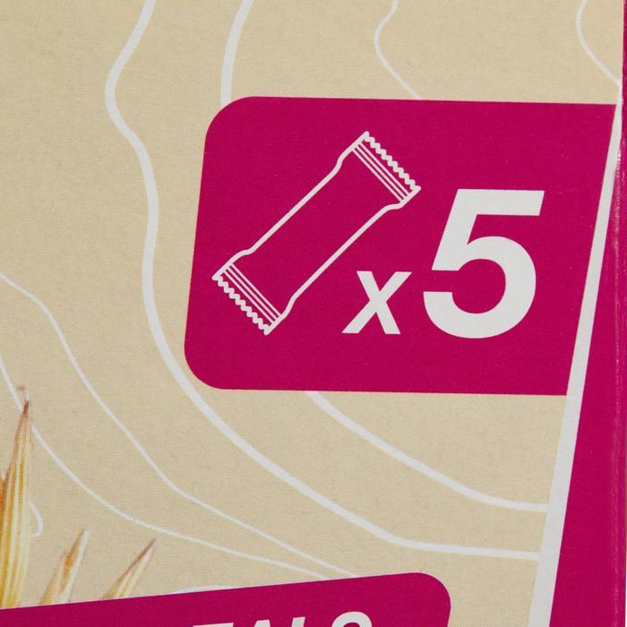 Barre de céréales enrobée Chocolat Blanc Fraise Cranberries 5x32g - 1159517