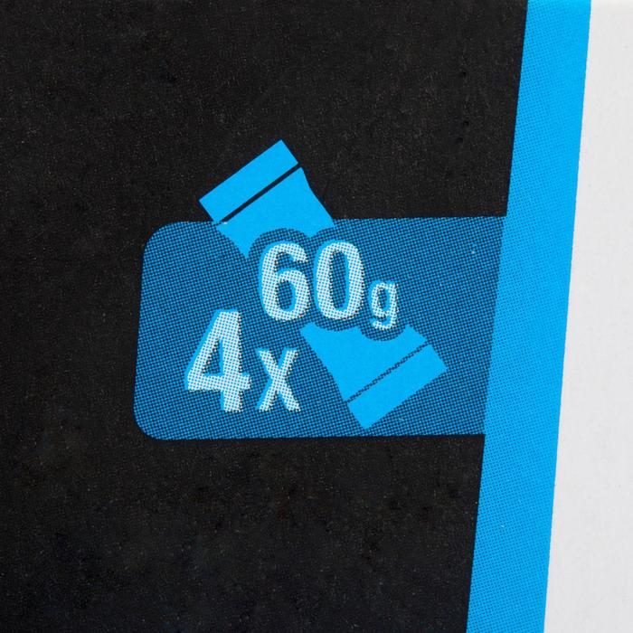 Barre de protéines MUSCLE GROWTH chocolat pralin 4X60g - 1159536