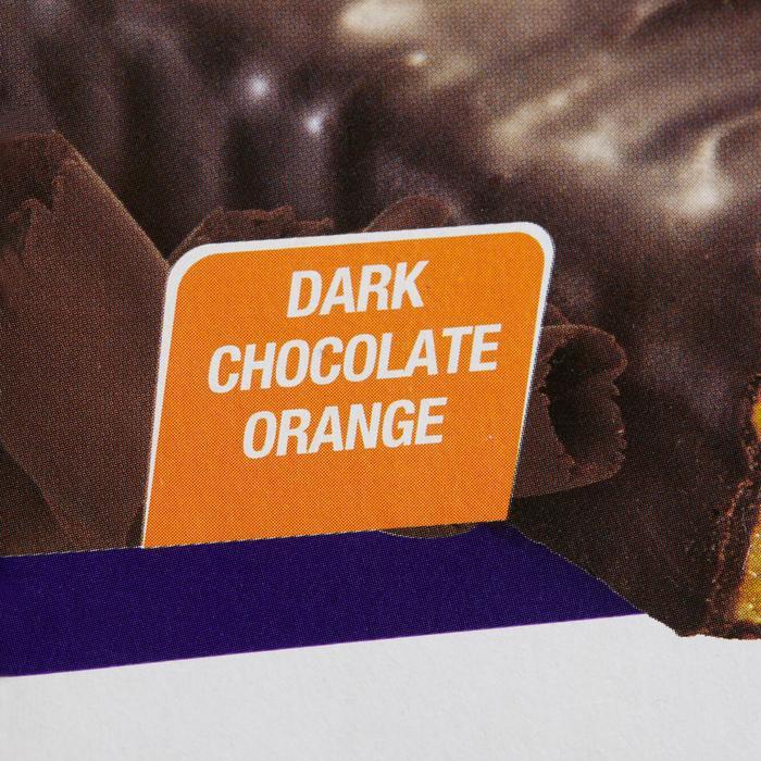 Barre protéinée AFTER SPORT chocolat orange 5X40g