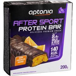 Barre protéinée AFTER SPORT Orange 5 x 40g