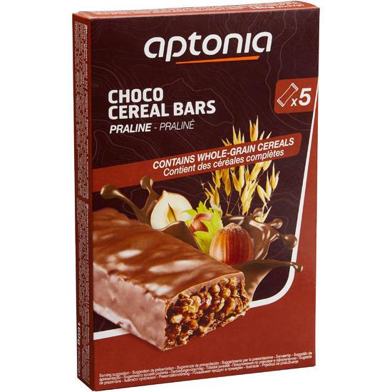 Graanreep chocolade/praliné 5x 32 g - 1159548